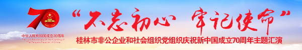 """直播预告:""""不忘初心·牢记使命""""大发快3—极速大发快三市非公企业和社会组织党组织庆祝新中国成立70周年主题汇演"""