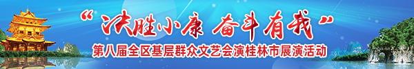 """直播預告:""""決勝小康 奮斗有我""""第八屆全區基層群眾文藝會演365体育官网市展演活動"""